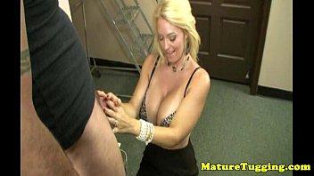 massive titts milf Alexis silvers handles her job vey well