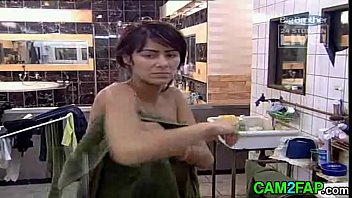 streaptease reality big brother show Japanes mom busty milk to baby