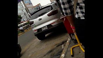 pillada en julia calle la Pezon descuido 2016