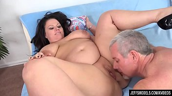 hot breathing cock a fat real on joy Russian mature riding young slave boy