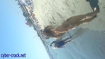 on the beach girl Nettle 2 of 3