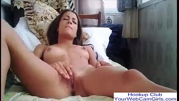 alone hot babe home at Offer money to fuck