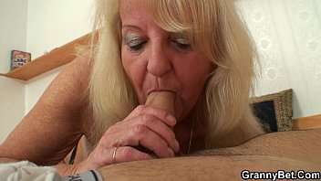 pussy in of granny old cumming High heel crush cock