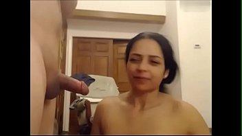 xxx pakistani girls desi Wife sucking while getting fin