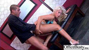 busty office boss Manuela video teenage