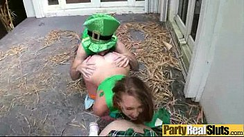 girls gone party wild Real slut orgy american teens on july 4th