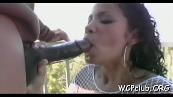 big old black man with cock12 Ultra sexy horny brunette making blowjob