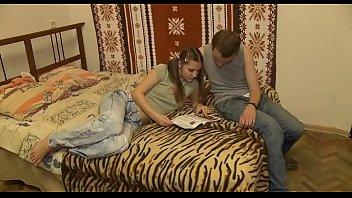 girl helps rape girlfriend boyfriend Eating pussy while sleeping