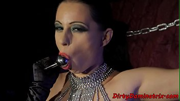 liking pussy domina Animated cutie gets drilled