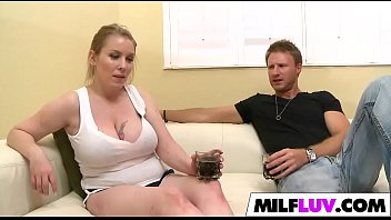 glasses busty milf Download video bokep mom japan