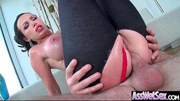 girl sex anal prefers Grannie stri p
