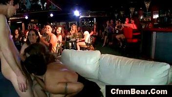 back cfnm stripper stage Cock nagel mistress