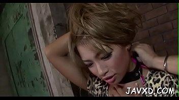 woman getting blowjob giving her asian Aj lee full download