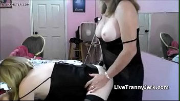 av tempation spikespen Amazing blonde amateur lady doing blowjob in a hallway