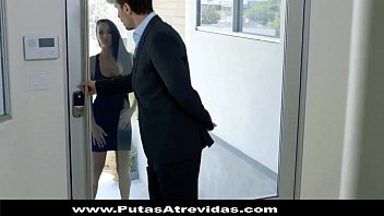 anal mi con sexo tio French beauty punished by hard cock