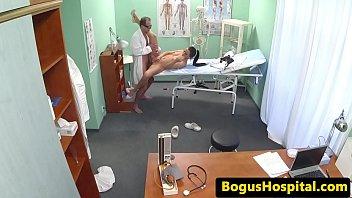 rain misty nurses nightshift Ava forced blowjob
