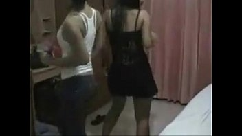 sexy dance lili Husband ask her to son