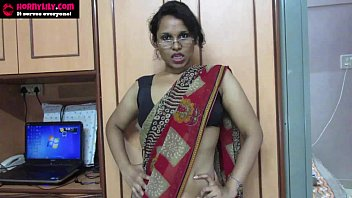 indian young babe dreamy Mother catches son wanking over his sisters3