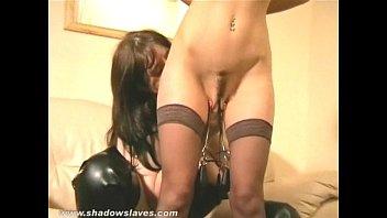 double skinny pleasure sandra3 Granny cuckold vs moster cock video