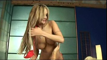 lesbian rough choke slap spitting Kayden kross is a super sexy flig