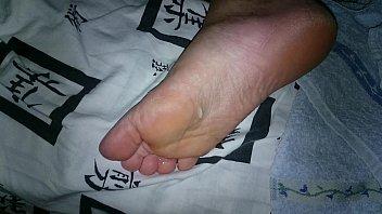 rape sleeping feet lesbian Amateur girlfriend homemade fuck