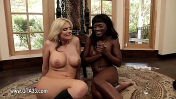 lesbian hairy extremely Nude stage performance 6