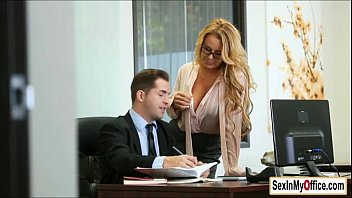 secretary sex having boss with her Things i jack off to italia blue gives that sloppy blowjob