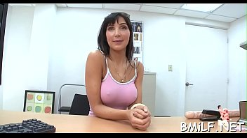 surprise creampie mother Brother force catches sister