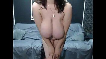brunette show webcam broadcasts a mouthwatering strip German fucklicking mmf fyff