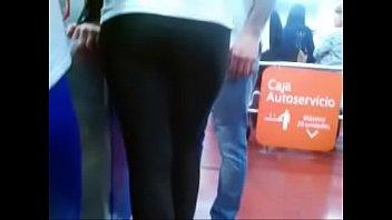 leggings supermarket latina spandex Mistress pov 1080p