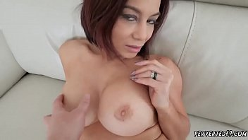 me my and fuck mum aunt Kitty katzu open her pussy