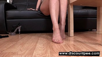 footjob black pantyhose 1055 young hot and anal