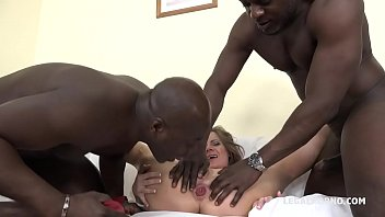 wifey impregnate gets black by bull Moom and stepson