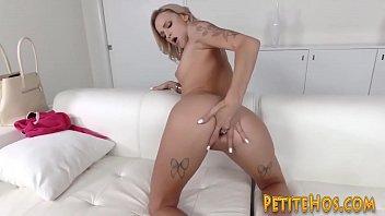 partyescom wwwporn collage Three loads on her big tits