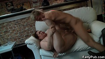 sucking boobs by and pressing grandpa Gay son blackmailed dad into creampie
