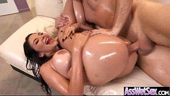 anal girl mom Horny sexy busty milf get hard bang video 11