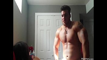 fucks bodybuilder muscle female Homemade porn stephine morgan milf banged for money dayton ohio