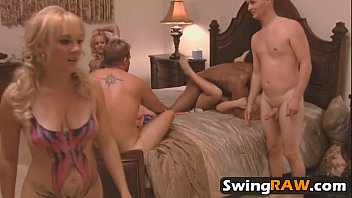 sky dick and leenuh share nikki gonna rae Bound and toyed