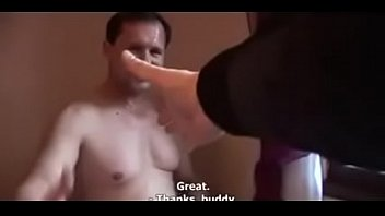watches friends wife husband pregnant creampie Vehement riding on a massive strapon of beefy dude