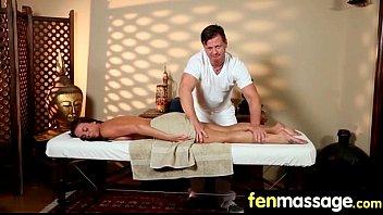 massage blowjob prostate Light skin girl gets dick