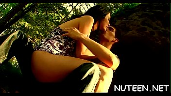 my forced kiss ln lips lesbian Alina and anton having sex10