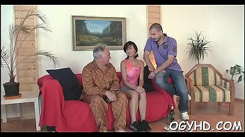6 hottie vs cz men young strikame old Cleaning lady with huge ass titties
