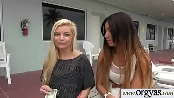 teen girl hardly indian seal broken Cristina wolf and torbe