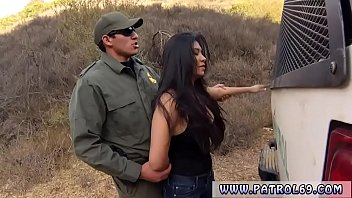busty sunny leone full movie cops Babe gets creamed on after a spitroasting