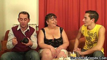 fat mature guy fucking drunk Chintya fernandez stripdance