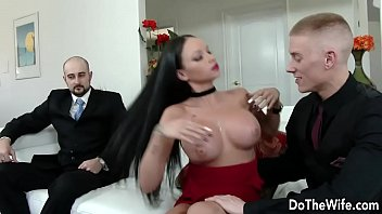 brunette agent beautiful fake Hurts cry group gang bang