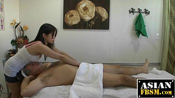 akira asian asa massage is the girl sexiest Cfnm milfs pin down their sleazy subject4