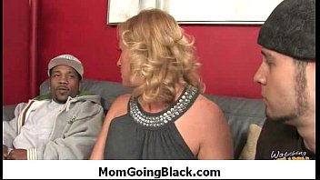 watching mommy caught Cladsic black orgy