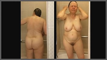 shower bbw in mom Golden shower husband7