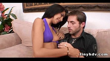 sister horny excited little A crazy ride dildo